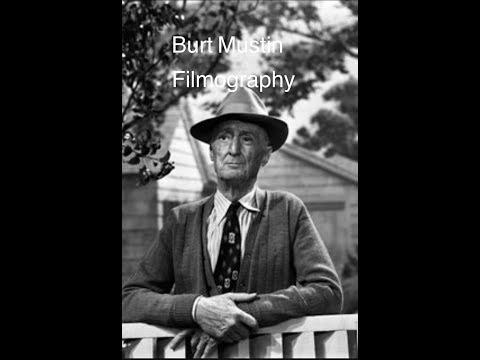 Burt Mustin Filmography