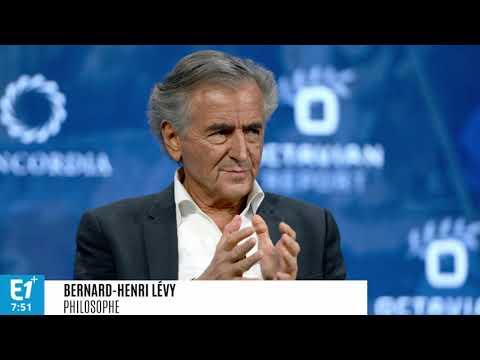 """Bernard-Henri Lévy : """"On est dans un moment qui me fait penser à l'époque de l'affaire Dreyfus"""""""
