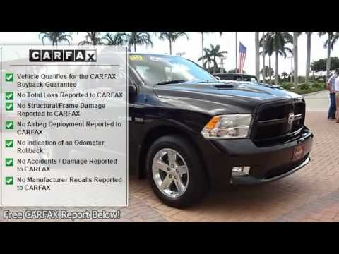 2010 DODGE RAM 1500 - Planet Dodge Chrysler Jeep - Miami, FL 33172