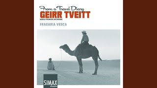 Frå ei reisedagbok / From a travel diary – quartet for strings, 8 movements in suite form, II...