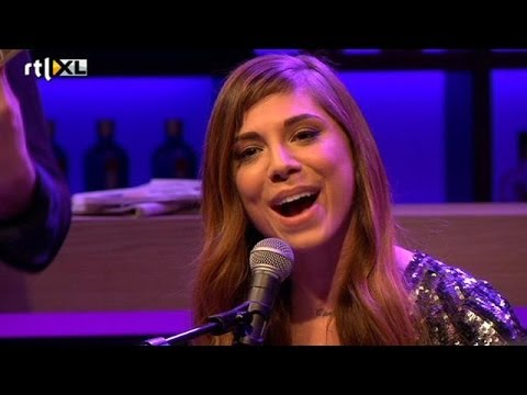 Christina Perri - Human - RTL LATE NIGHT