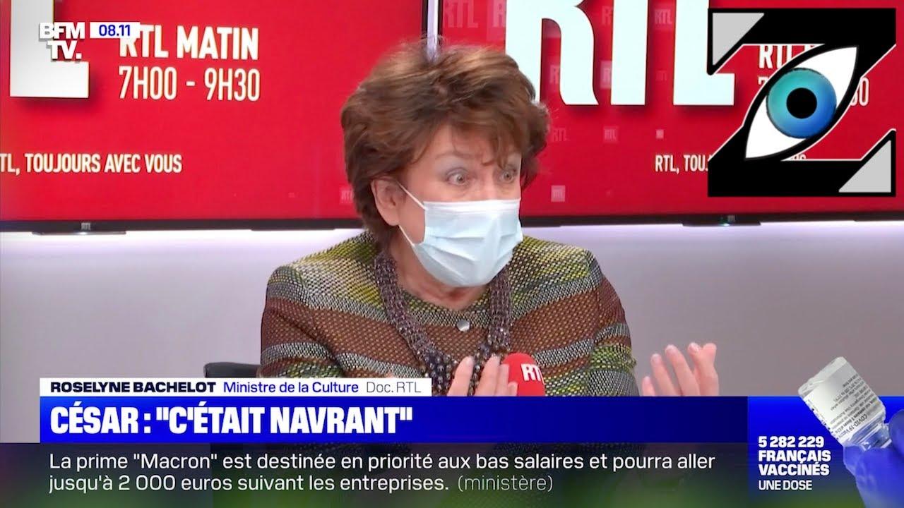 Download [Zap Actu] Vaccin AstraZeneca, Roselyne Bachelot flingue les César (17/03/21)