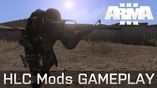 ARMA 3 HLC Mods - BOT戦 軍事施設編 feat.Losty