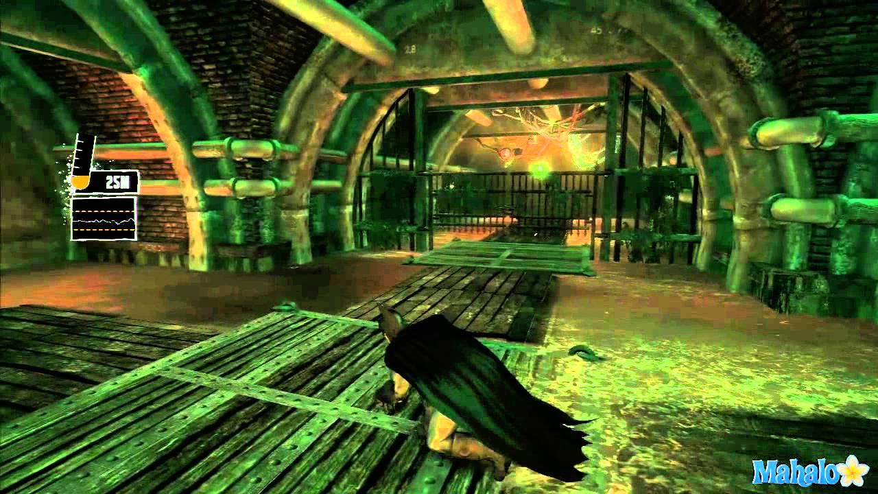 Batman  Arkham Asylum ...