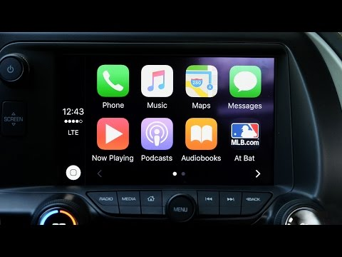 Apple finally put together a full list of cars with CarPlay