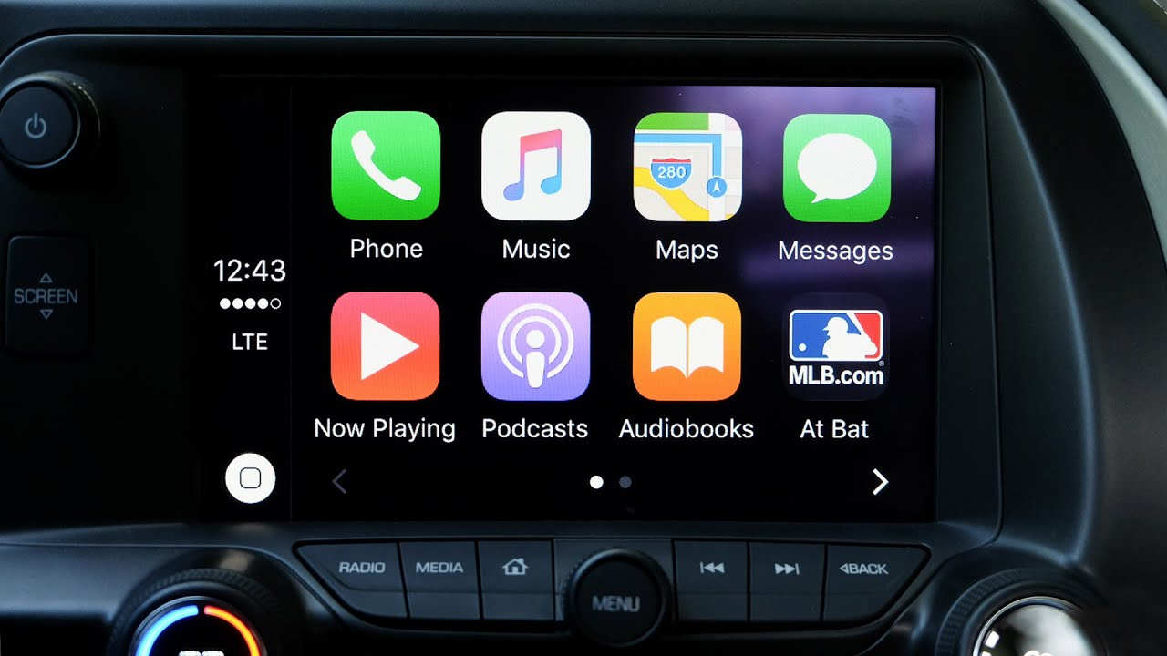 Apple Carplay Review Youtube