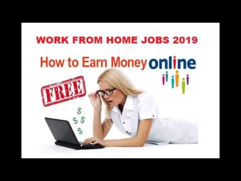 Legitimate Work from Home Jobs in 2019 - Work at home 2019