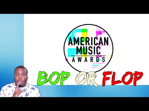 AMA'S 2017 FULL REACTION (LADY GAGA,SELENA GOMEZ, BTS) IS IT A BOP!?| Zachary Campbell