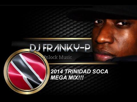 SOCA MEGA MIX!!! 2014