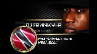 SOCA MEGA MIX!!! 2014