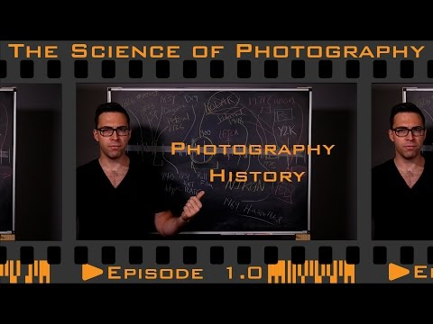 A Brief History of Photography - Episode 1.0