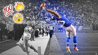 Odell Beckham Jr. - The KING of ONE Handed Catch ᴴᴰ