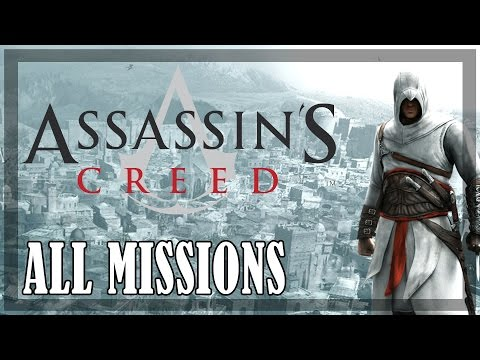 Assassin's Creed - All missions   Full game