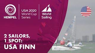 2 Sailors, 1 Spot: Paine v Muller | Hempel World Cup Series Miami 2020