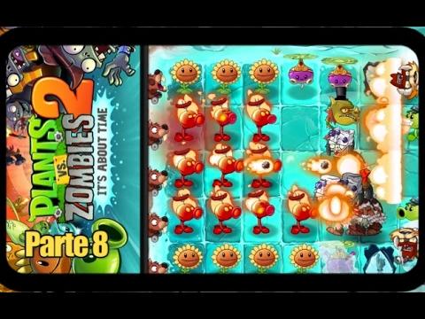 Plants vs Zombies 2 Chino - Parte 8 Mares Piratas - Español