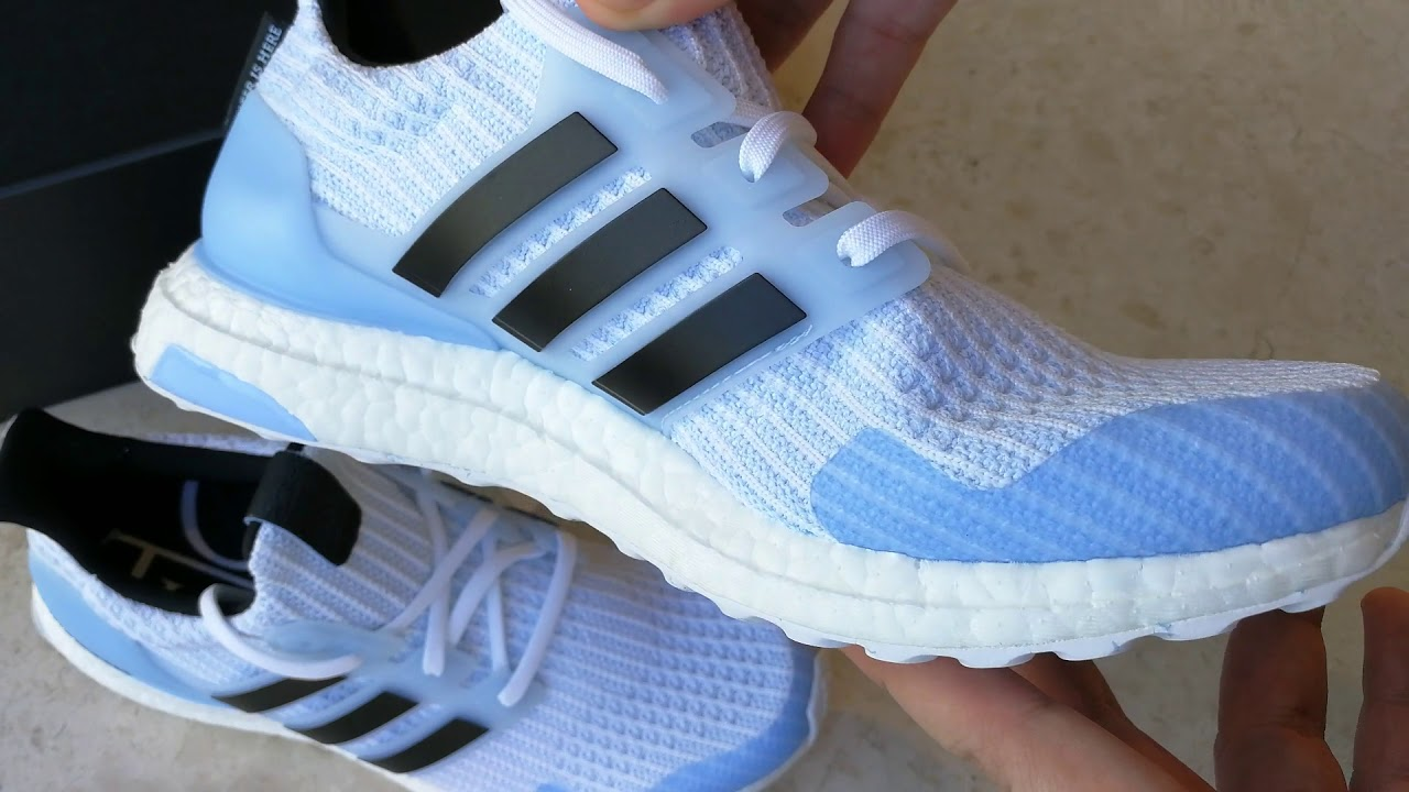 white walker shoes