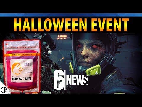 🎃 Halloween Event 👻 - Loot Packs! - 6News - Tom Clancy's Rainbow Six Siege