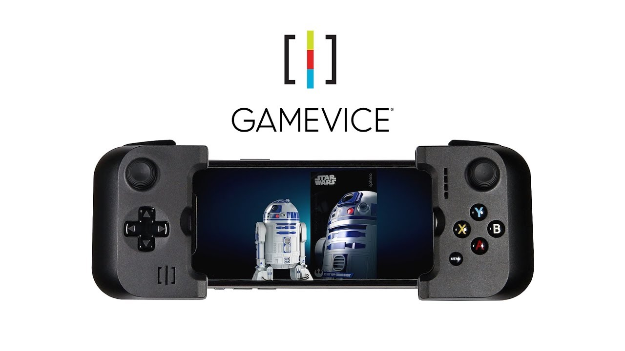 best website b49fc 50653 Gamevice Controls iPhone X and Droids