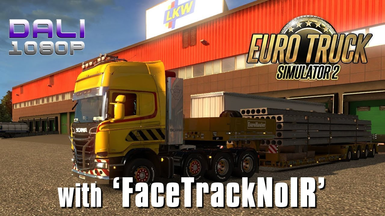 5c05601572c Jimmy Dali's Blog: ETS 2 Haulin' Heavy Cargo with 'FaceTrackNoIR' webcam head  tracking app