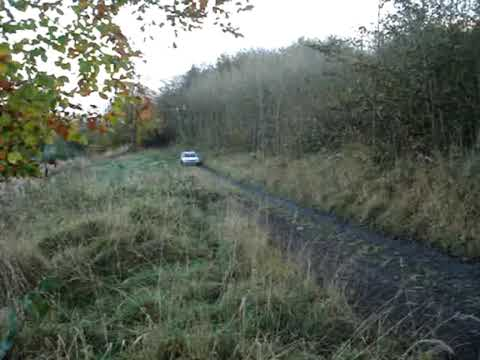 IRC Scotland Rally Test (National Section) Andrew Browne