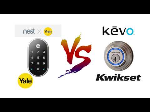 The New Nest X Yale vs Kwikset Kevo 2nd Gen