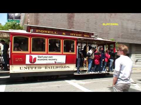 San Francisco Cable Cars California