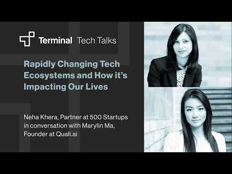 Rapidly Changing Tech Ecosystems And How It's Impacting Our Lives