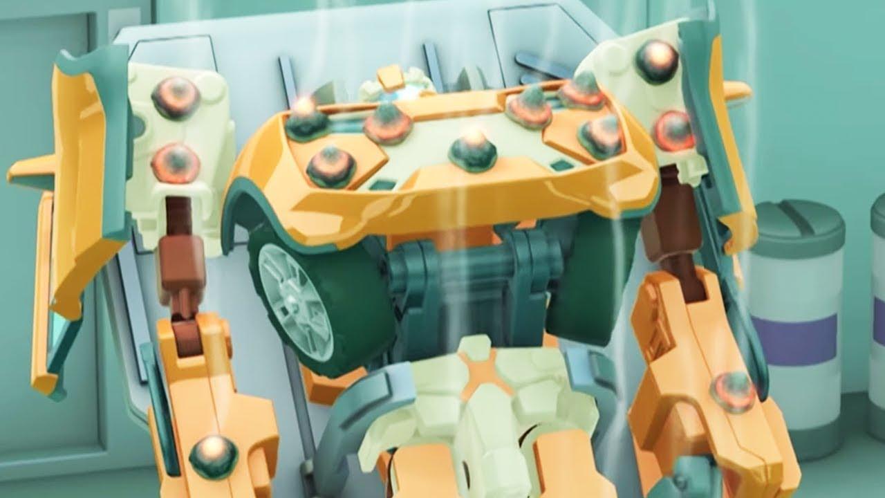 Download TOBOT English   301-304   Season 3 Compilation   Full Episodes   Kids Cartoon   Videos for Kids