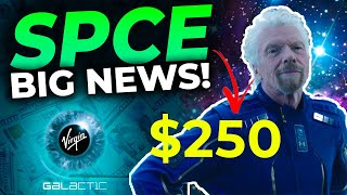 Why Virgin Galactic Stock Could Make You RICH! (SPCE)