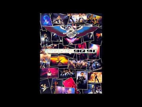 Scorpions Crazy World Tour 90-91 - Tease Me Please Me
