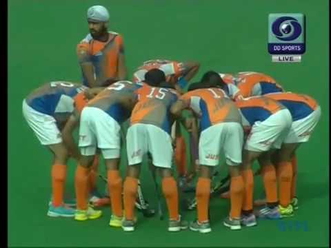 5th Hockey India Junior Men National Championship   Final  2015