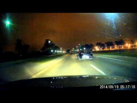 Bad Drivers of Omaha - Trying to catch a flight