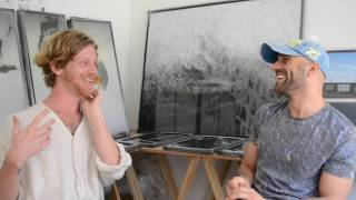Art Meets   Brett Charles Seiler in conversation with Dale Washkansky   Studio visit  (2016)