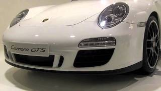 Porsche 911 Carrera GTS B59 Edition 2012 Videos