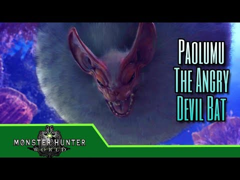 Monster Hunter World - Destroying Paolumu with the Greatsword! Ep.9 thumbnail