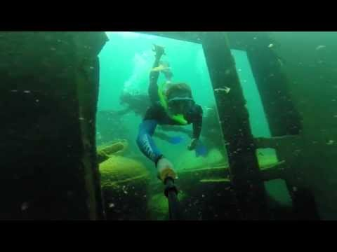 Wreck Diving Lake Huron