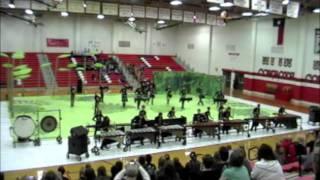 azle high school indoor drumline