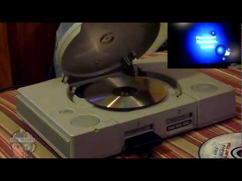 2012 Playstation 1 Psx Swap Method To Play Backup/Import Games HD