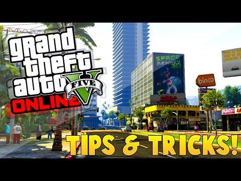 GTA 5 Online : Tips & Tricks #9 | Smoke Grenades, Moving Mouth & Armours! (GTA V Gameplay)