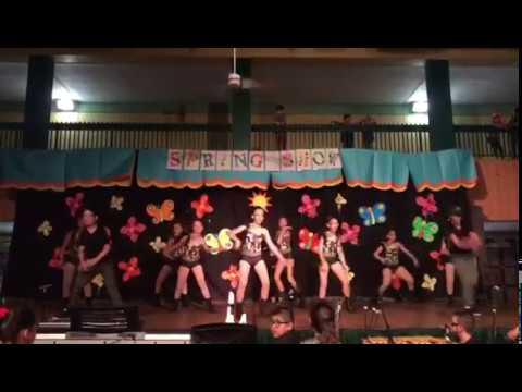 Charles r hadley Elementary School-Choreography Arte Vivo Dance Team