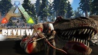ARK: Survival Evolved (Switch) Review (Video Game Video Review)