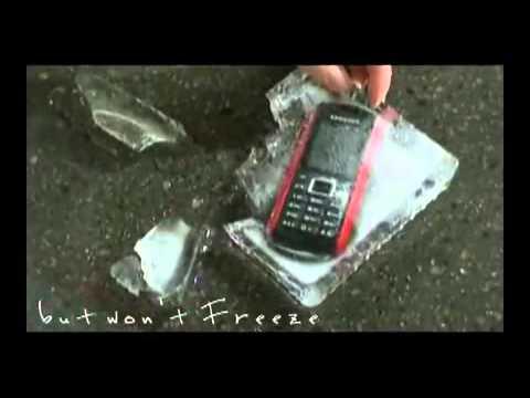 Samsung B2100 Celular resistente al agua, golpes, caidas, polvo y condiciones extremas.