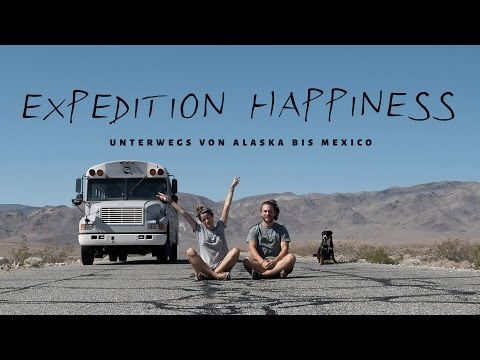 Expedition Happiness  Der Film    ab 04. Mai im Kino