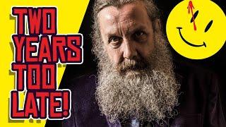 Alan Moore SLAMS ComicsGate While Graphic Novel Sales FREEFALL!