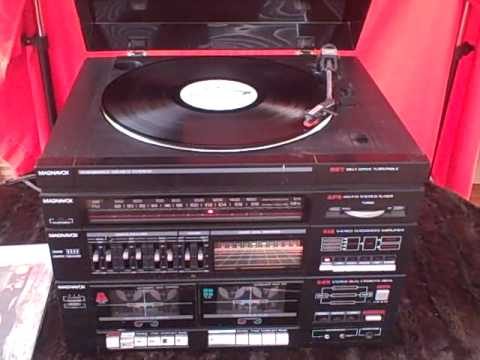 Magnavox Integrated Stereo System Mx1810 Youtube
