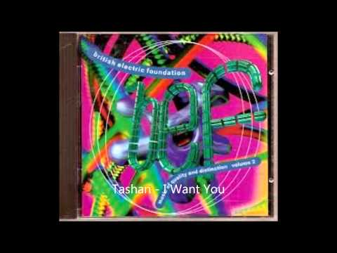 Tashan - I Want You