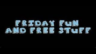 FREE Find FRIDAY ~ FREE is so much FUN ~ by The Frugalnista Thumbnail