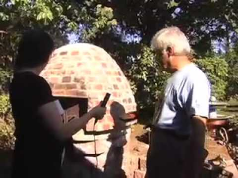 Expert advice how to build a backyard brick oven youtube