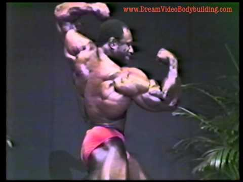 1989 Mr. Olympia – Lee Haney
