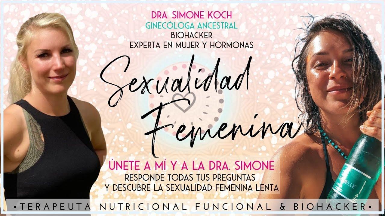 SEXOLOGIA: EL SECRETO DE LA SEXUALIDAD FEMENINA LENTA|SLOW SEXUAL ENERGY THE SECRET TO FEMALE LIBIDO